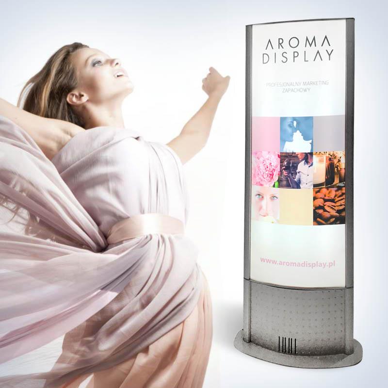 AV Display – aromamarketing, zapachowy stand