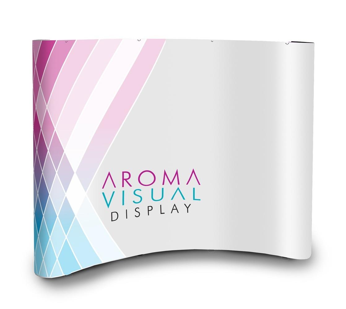 AV Display ścianka PROMO PRIMO pop up