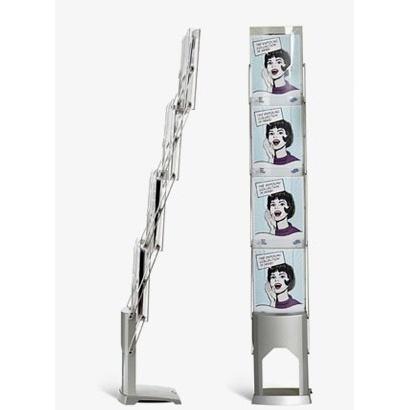 stojak expo 2 na foldery