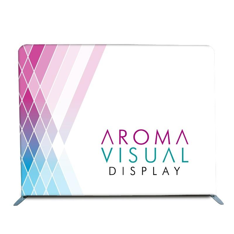 AV Display ścianka textilwall