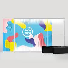 ścianka lightbox pixlip go 300200