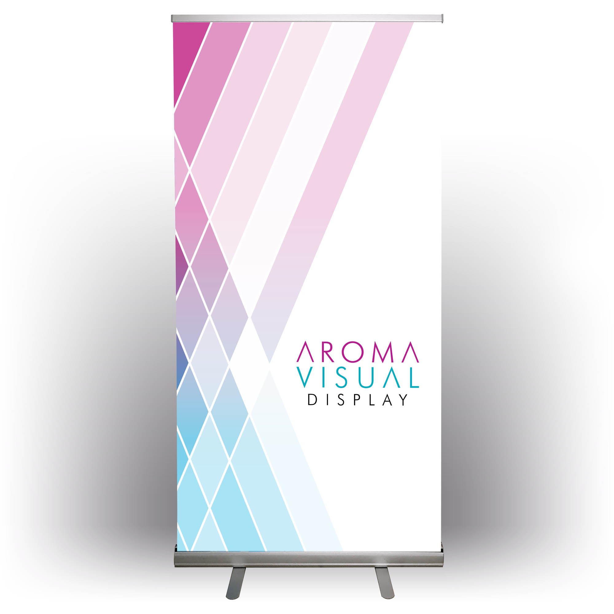 AV DIsplay roll up standard speed
