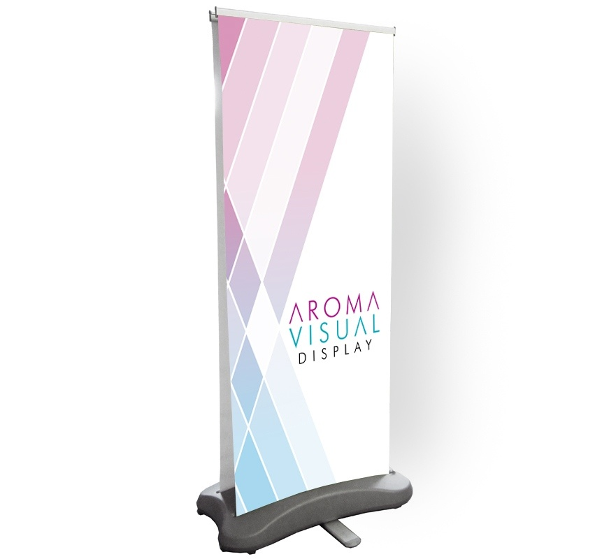 AV Display roll up outdoor